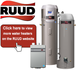 the most common household water heater is the 40 or 50 gallon gas or electric with all of todays new there are a few options to choose from